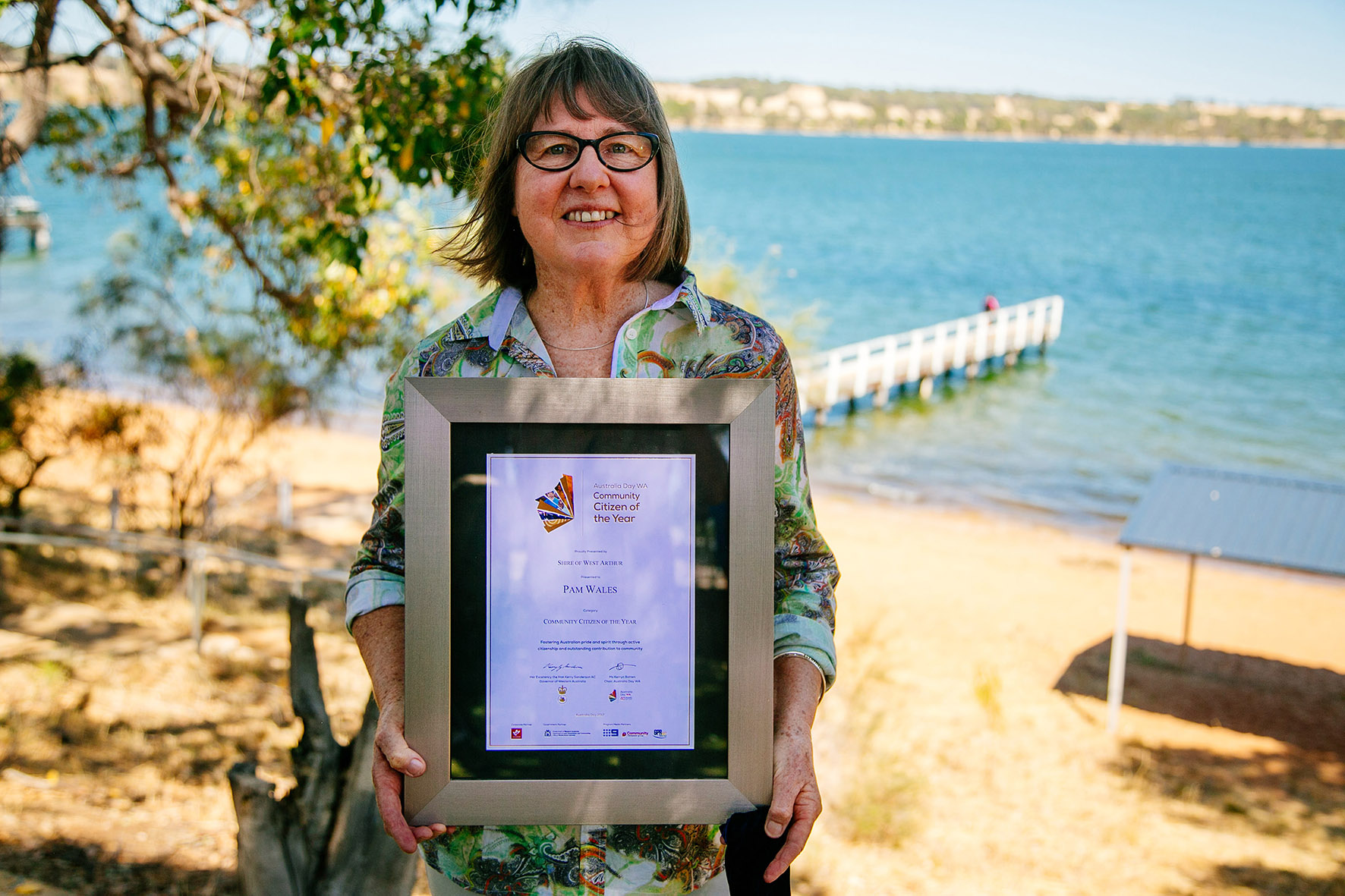 Citizen of the Year – Pam Wales